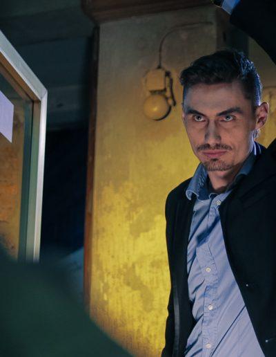 Dariusz Dudzik fot. Kuba Golis