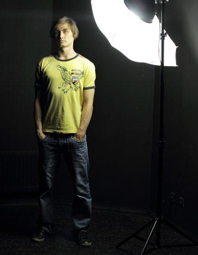 Dariusz Dudzik fot. Magda Franczuk